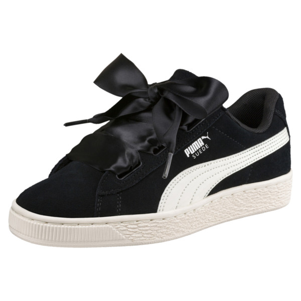 new style 0df7f b9b4a Suede Heart Jewel Sneakers JR | PUMA US
