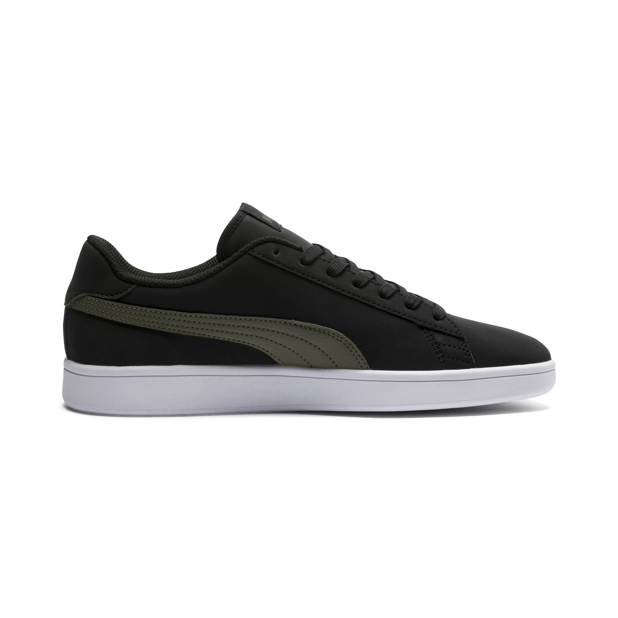 PUMA-PUMA-Smash-v2-Nubuck-Men-039-s-Sneakers-Men-Shoe-Basics thumbnail 6
