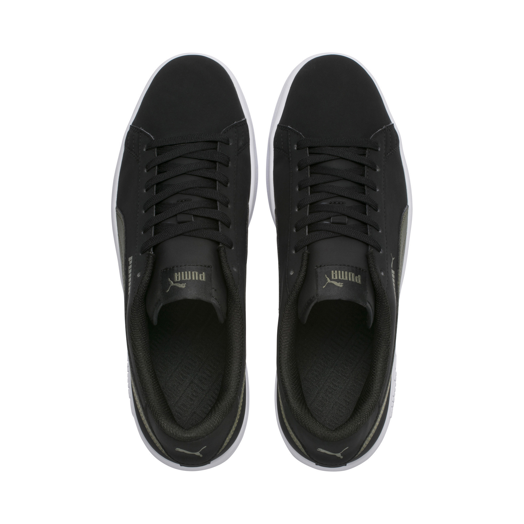 PUMA-PUMA-Smash-v2-Nubuck-Men-039-s-Sneakers-Men-Shoe-Basics thumbnail 7