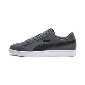 Thumbnail 1 of PUMA Smash V2 Buck Sneakers, Iron Gate-Puma Black, medium
