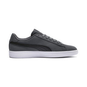 Thumbnail 5 of PUMA Smash V2 Buck Sneakers, Iron Gate-Puma Black, medium