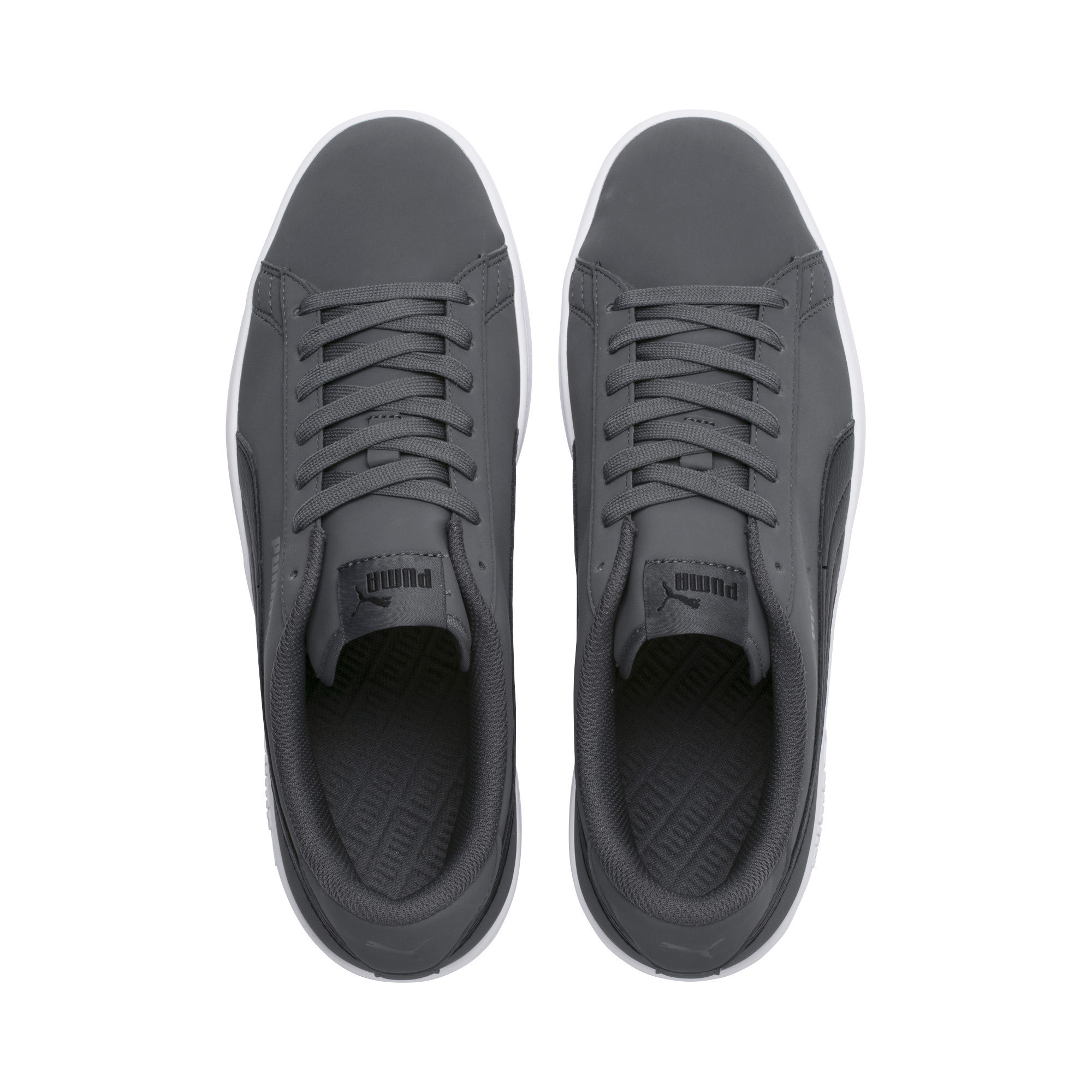 PUMA-PUMA-Smash-v2-Nubuck-Men-039-s-Sneakers-Men-Shoe-Basics thumbnail 13