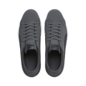 Thumbnail 6 of PUMA Smash V2 Buck Sneakers, Iron Gate-Puma Black, medium