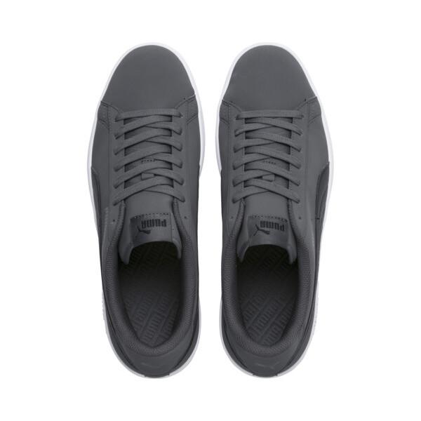 PUMA Smash V2 Buck Sneakers, Iron Gate-Puma Black, large