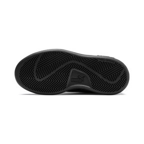 Thumbnail 3 of Basket en cuir Smash v2 pour enfant, Puma Black-Puma Black, medium