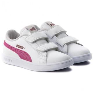 Görüntü Puma Smash v2 Leather Çocuk Ayakkabı