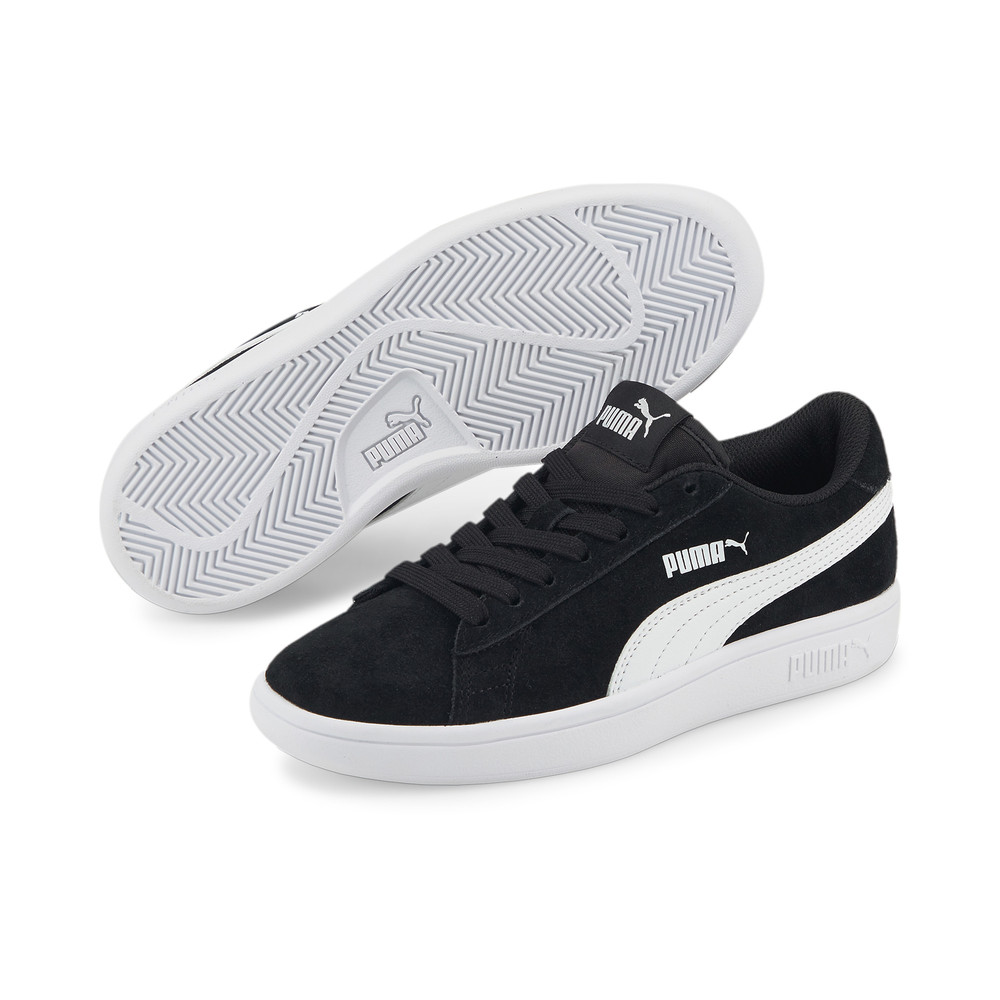 Image PUMA Smash v2 Suede Youth Trainers #2