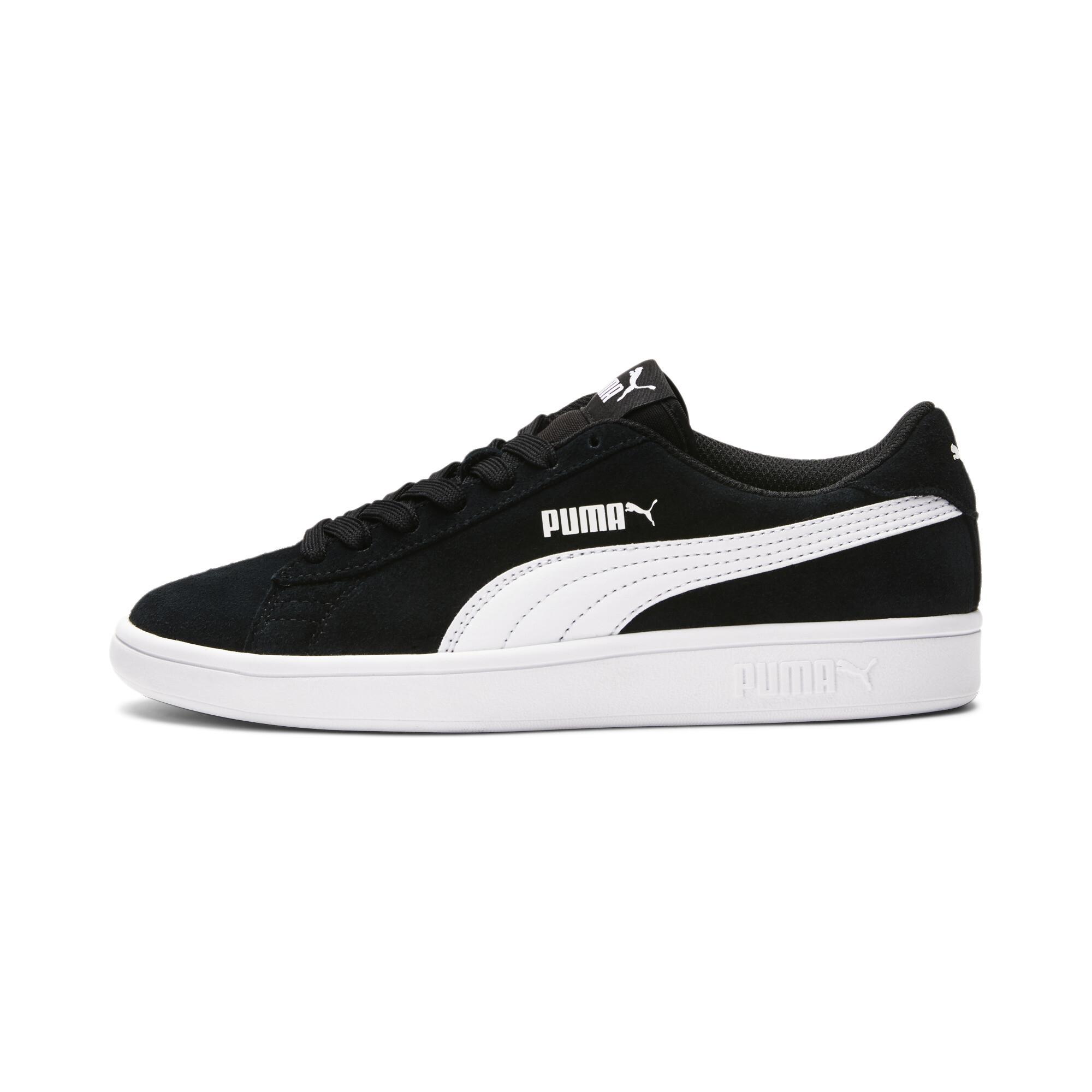 miniature 5 - Puma Junior Smash v2 Suede Sneakers