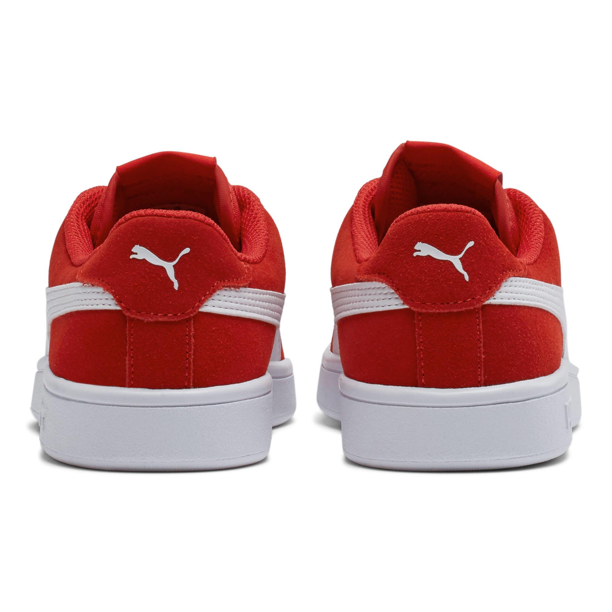 miniature 10 - Puma Junior Smash v2 Suede Sneakers