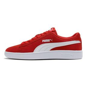 Miniatura 1 de Zapatos deportivosSmash v2Suede para JR, High Risk Red-Puma White, mediano