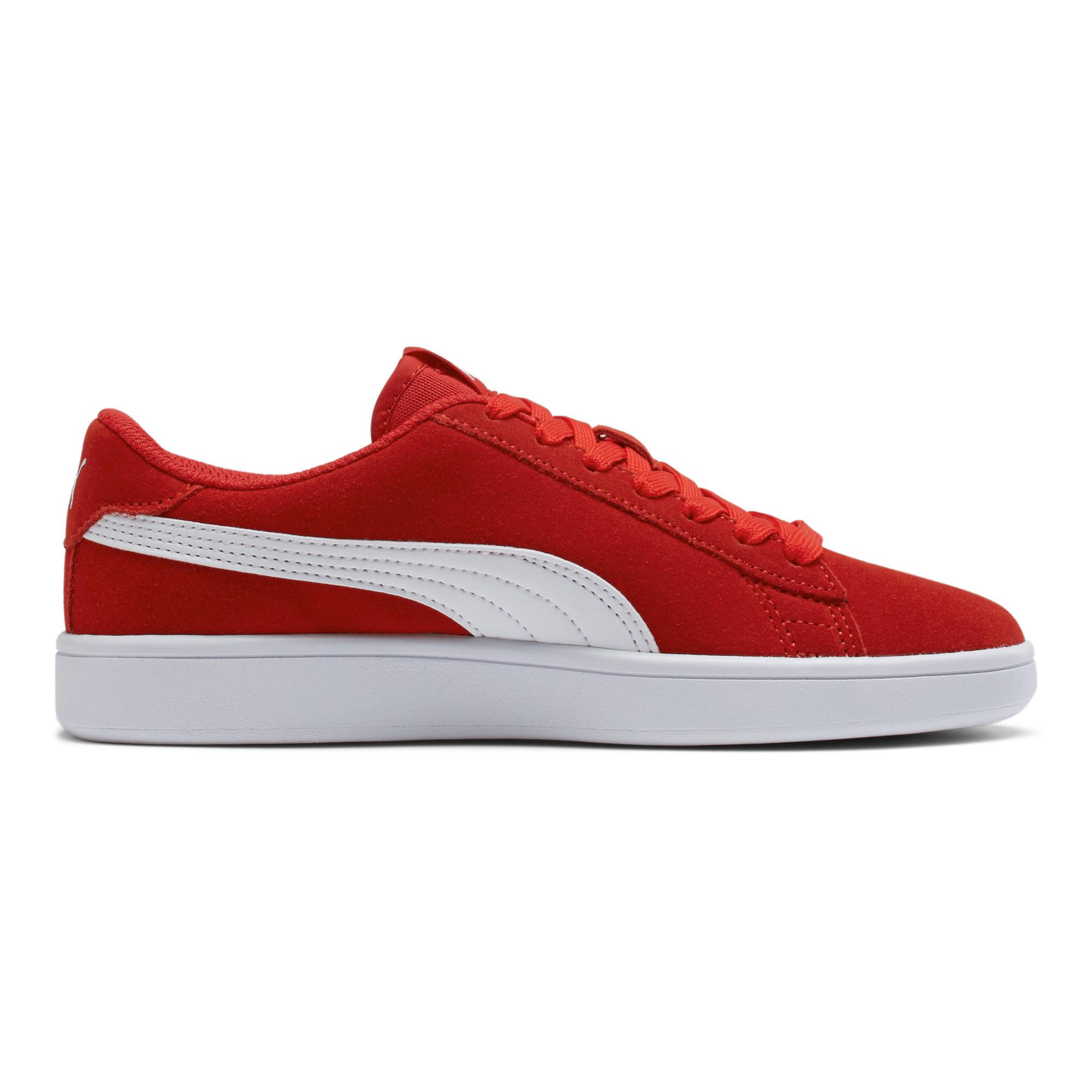 miniature 11 - Puma Junior Smash v2 Suede Sneakers