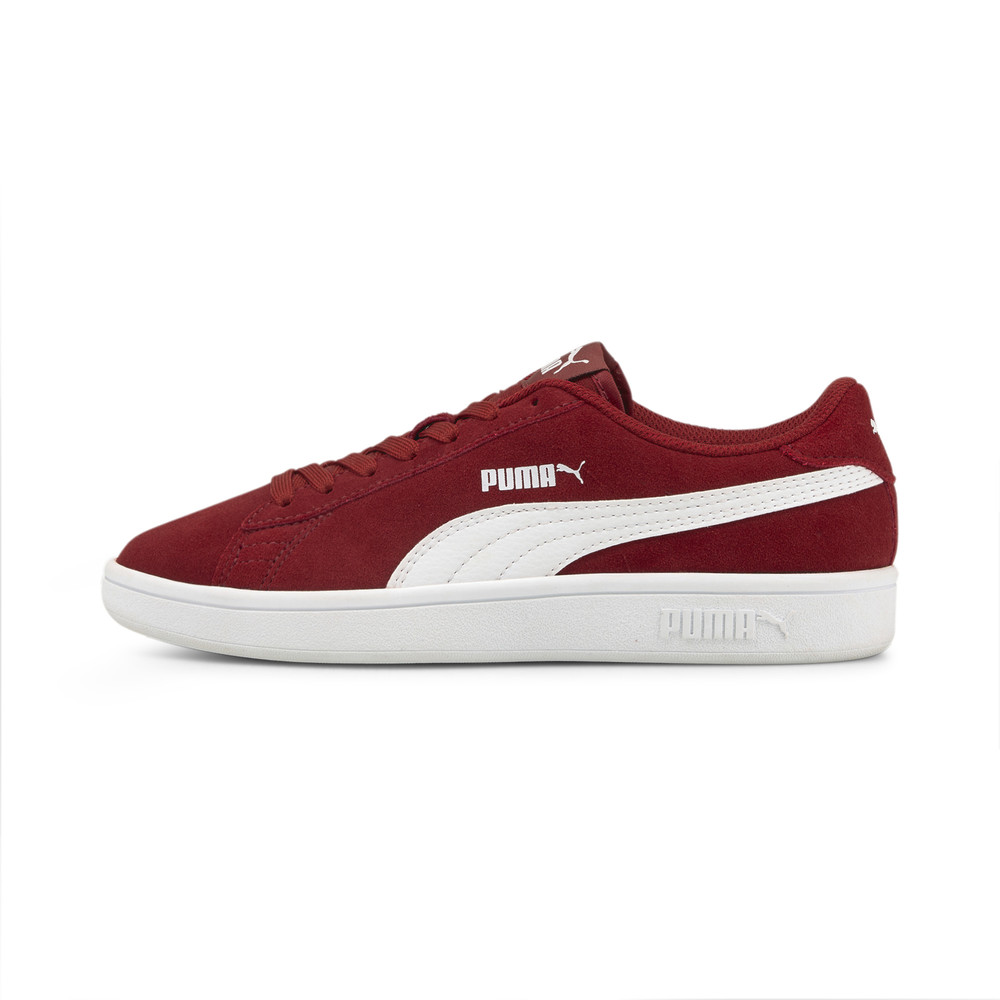 Image PUMA Smash v2 Suede Youth Sneakers #1