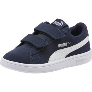 Image PUMA Smash v2 Suede PreSchool Sneakers