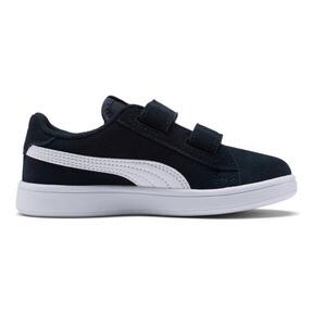 Miniatura 5 de ZapatosSmash v2Suede para niños, Peacoat-Puma White, mediano