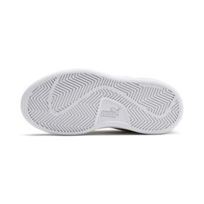 Miniatura 4 de ZapatosSmash v2Suede para niños, Peach Parfait-Puma White, mediano