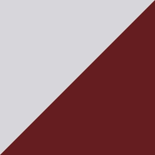 Intense Red-Puma White