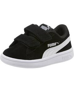 Image Puma Smash v2 Suede Baby Trainers