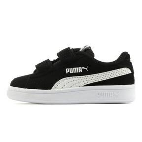 Thumbnail 1 of ベビー プーマ スマッシュ V2 SD V (12-16cm), Puma Black-Puma White, medium-JPN