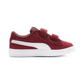 Miniatura 5 de ZapatosPUMA Smash v2Suede para bebés, Rhubarb-Puma White, mediano