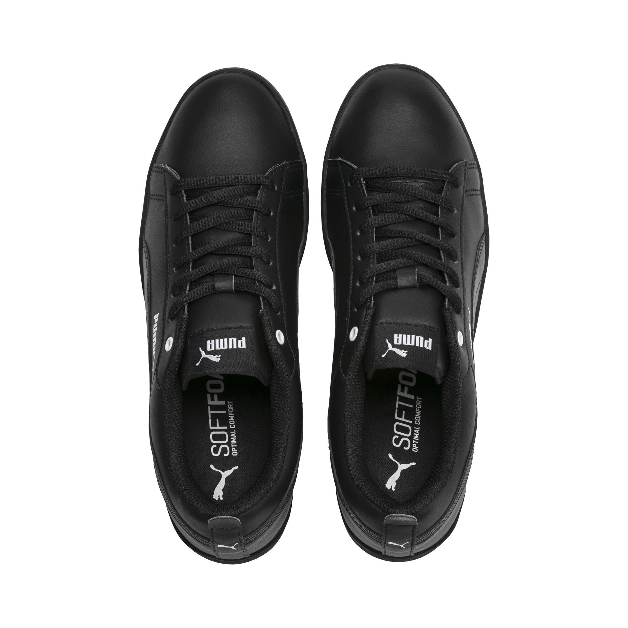 thumbnail 9 - PUMA-Women-039-s-Smash-v2-Leather-Sneakers