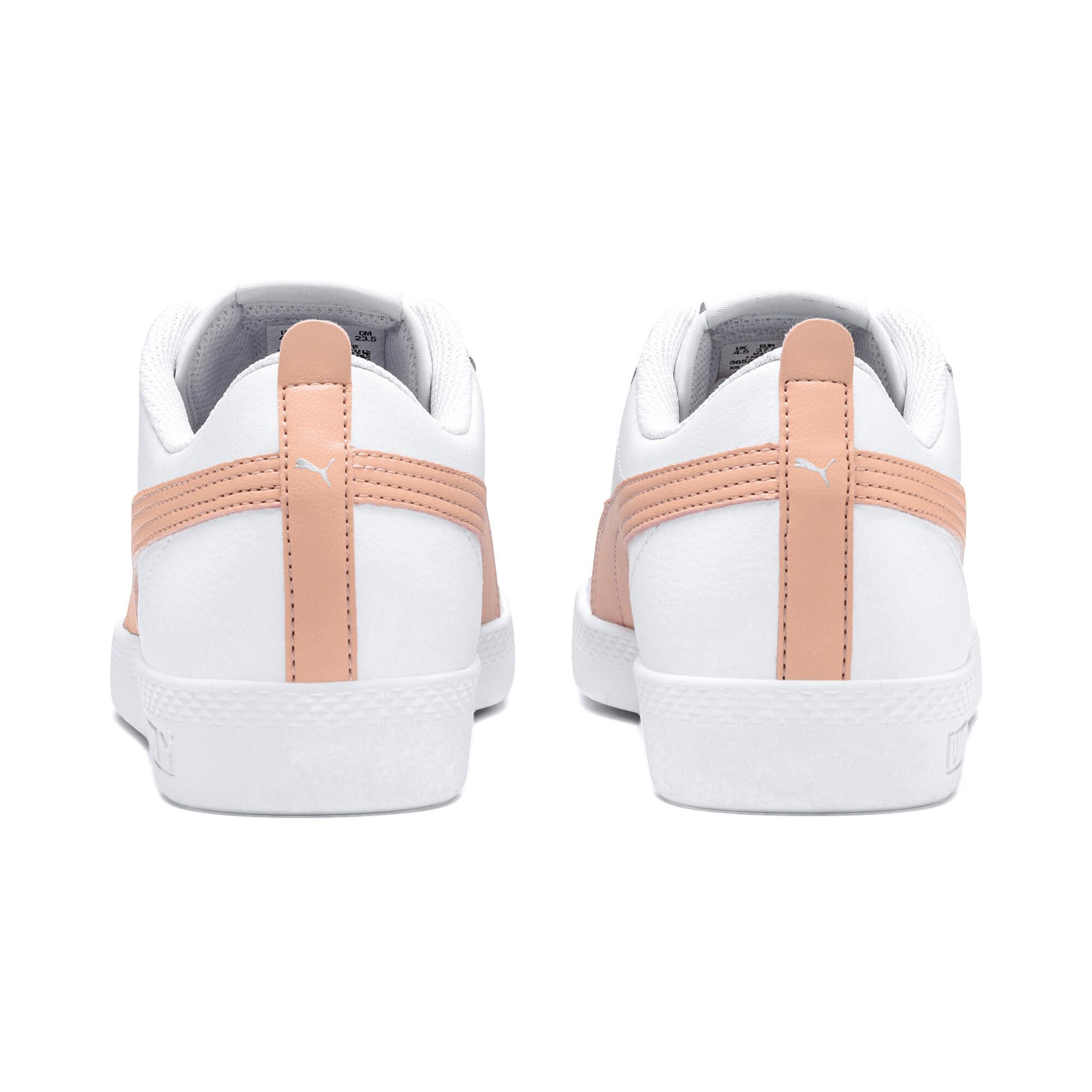 thumbnail 17 - PUMA-Women-039-s-Smash-v2-Leather-Sneakers