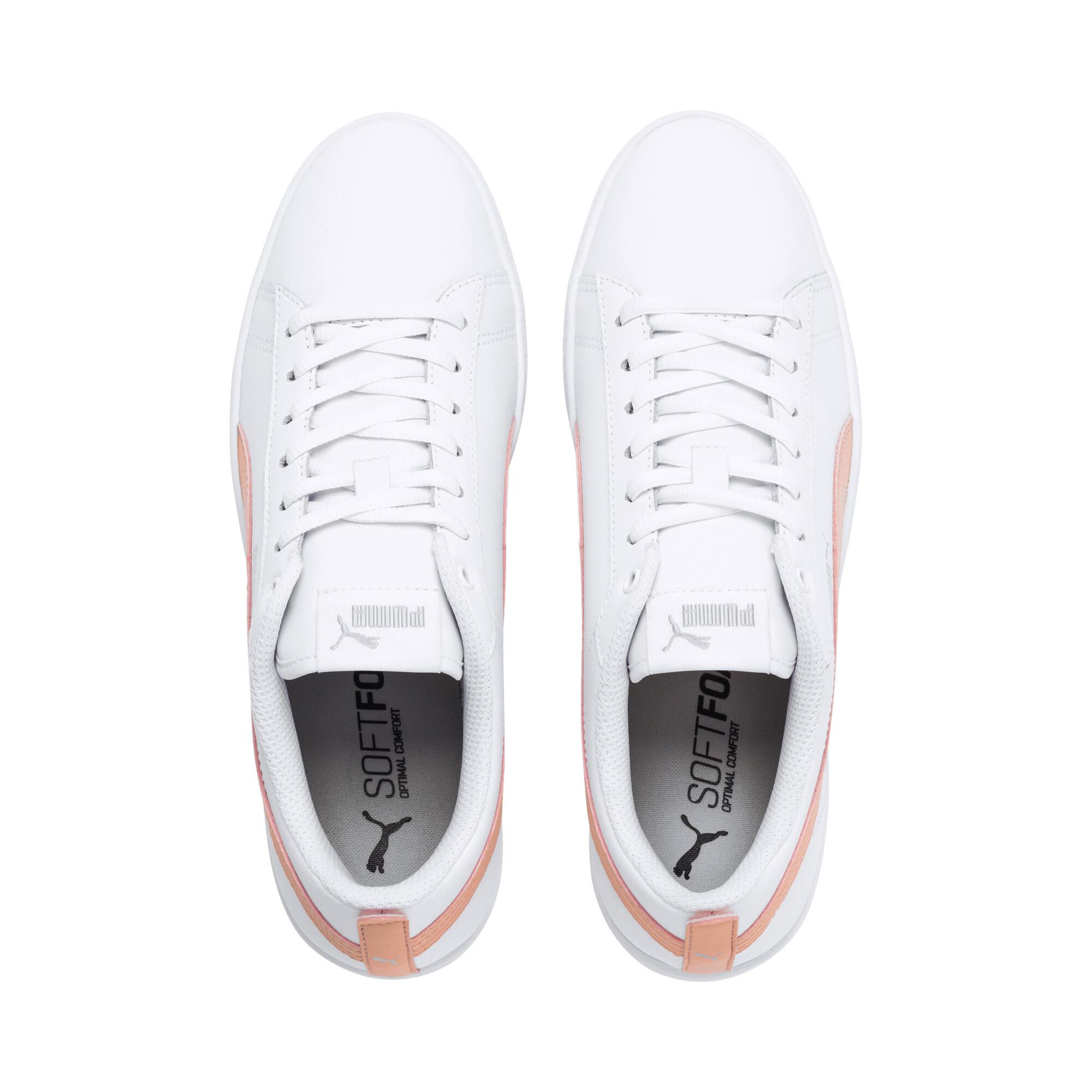 thumbnail 22 - PUMA-Women-039-s-Smash-v2-Leather-Sneakers