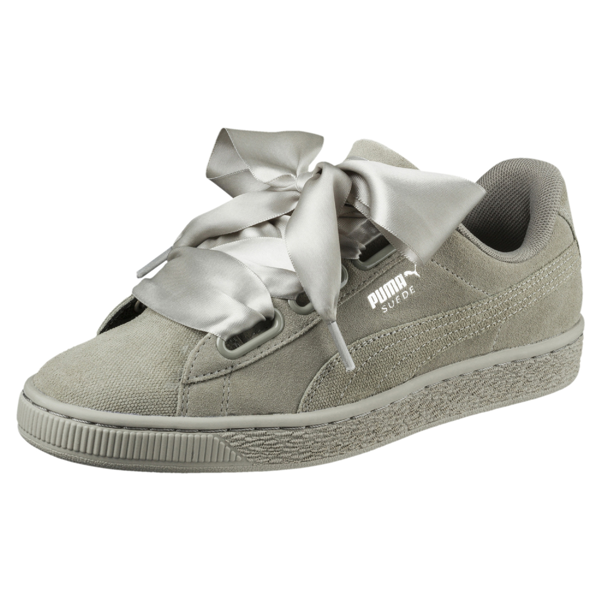 Image Puma Women's Suede Heart Pebble Training Shoes #1