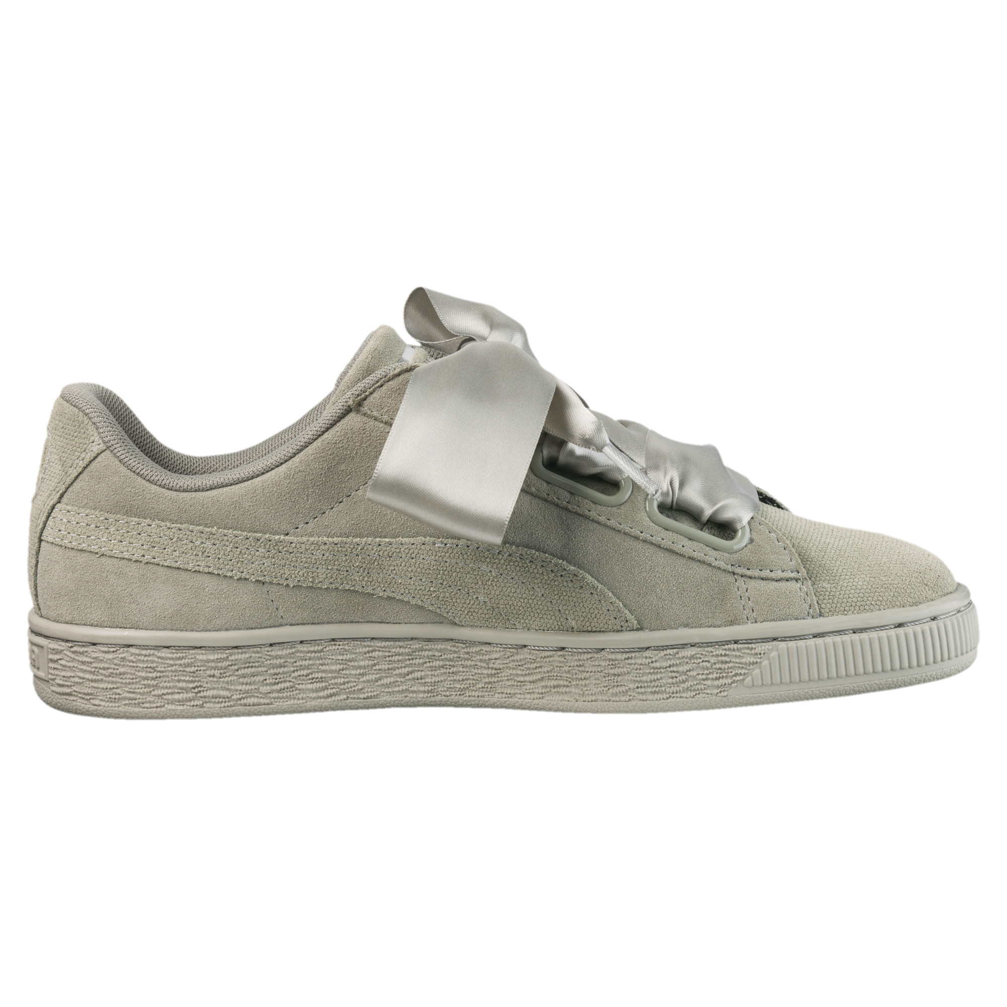 Image Puma Women's Suede Heart Pebble Training Shoes #3