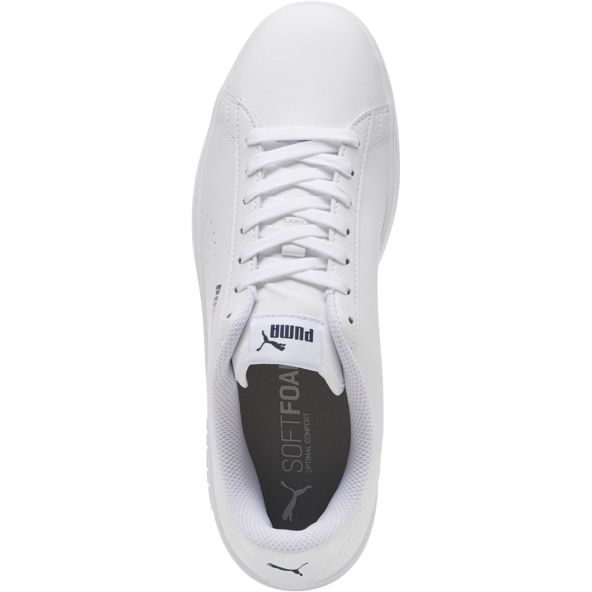 PUMA-PUMA-Smash-v2-Leather-Perf-Sneakers-Men-Shoe-Basics miniatura 6