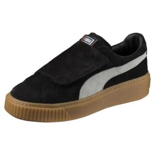 Image Puma Women's Platform Strap Sneakers
