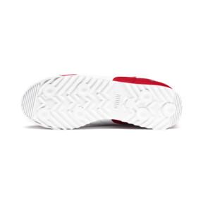 Thumbnail 4 of Scuderia Ferrari Roma Sneakers JR, Rosso Corsa-White-Black, medium