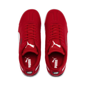 Thumbnail 6 of Scuderia Ferrari Roma Sneakers JR, Rosso Corsa-White-Black, medium