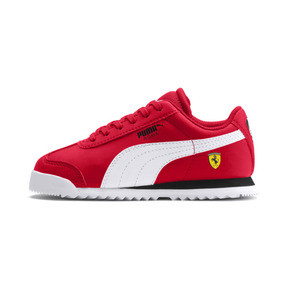 Scuderia Ferrari Roma Little Kids' Shoes