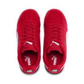 Thumbnail 6 of Scuderia Ferrari Roma Little Kids' Shoes, Rosso Corsa-White-Black, medium