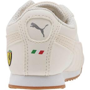 Thumbnail 4 of Scuderia Ferrari Roma Sneakers INF, Whisper White-Whisper White, medium