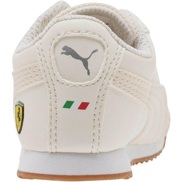 Scuderia Ferrari Roma Sneakers INF, Whisper White-Whisper White, large