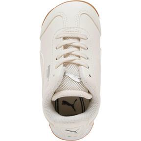 Thumbnail 5 of Scuderia Ferrari Roma Sneakers INF, Whisper White-Whisper White, medium