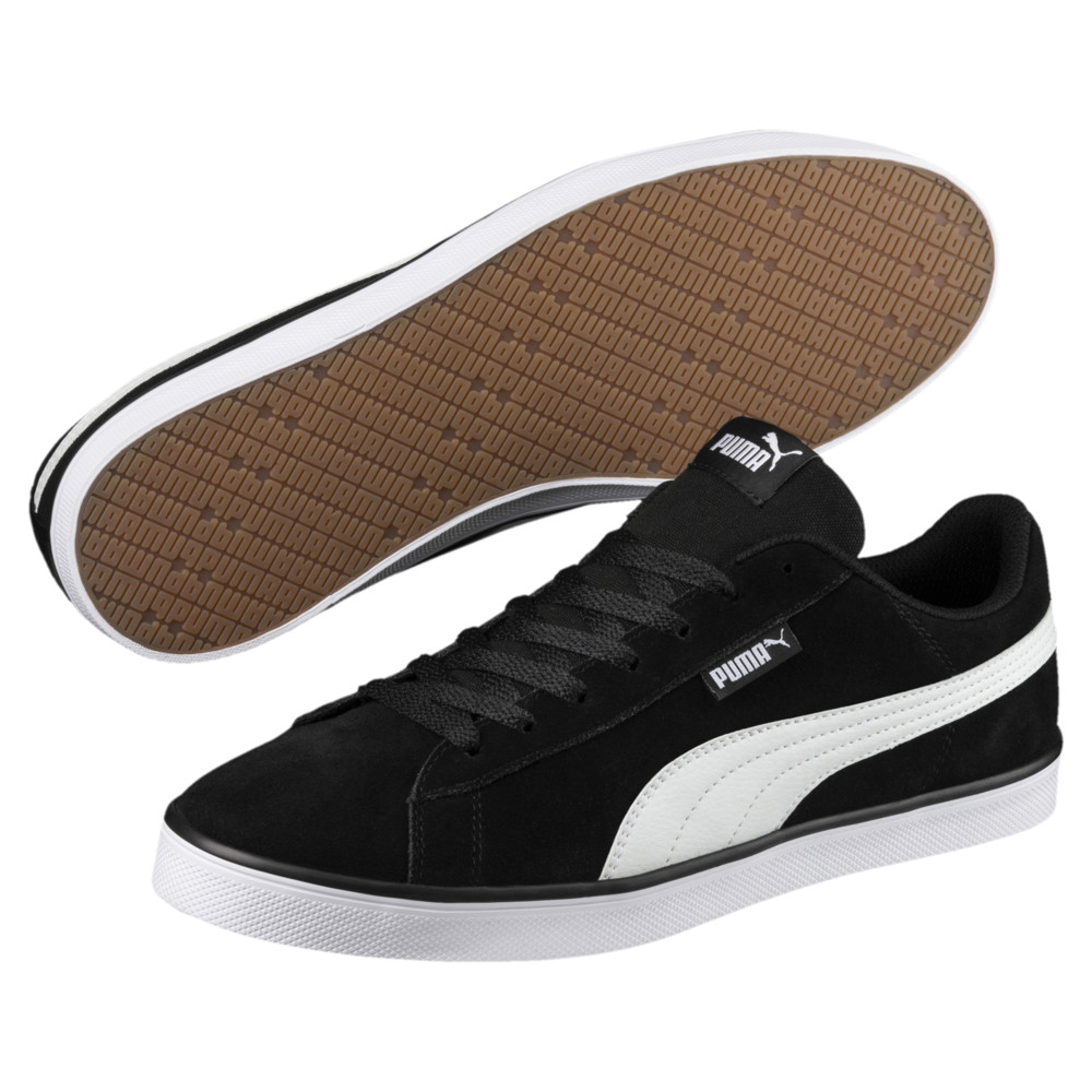 Image Puma Urban Plus Suede Trainers #2