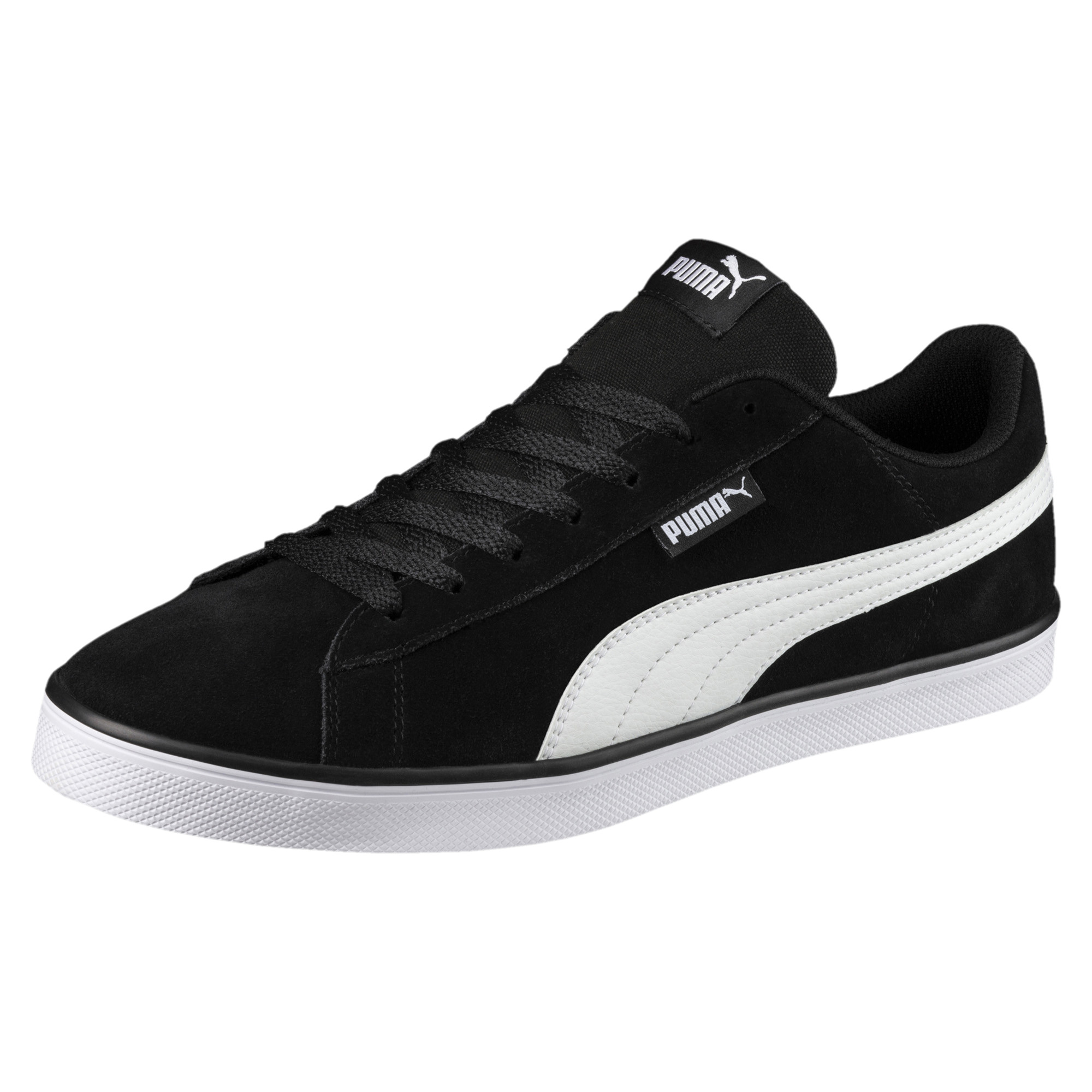 Image Puma Urban Plus Suede Trainers #1