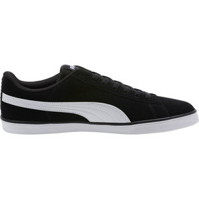 Thumbnail 3 of Urban Plus Suede Sneakers, Puma Black-Puma White, medium