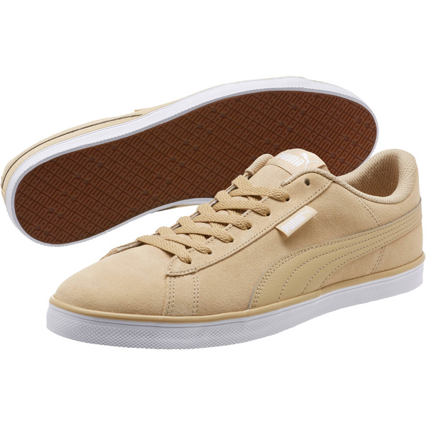 Urban Plus Suede Sneakers, Taos Taupe-Taos Taupe, large