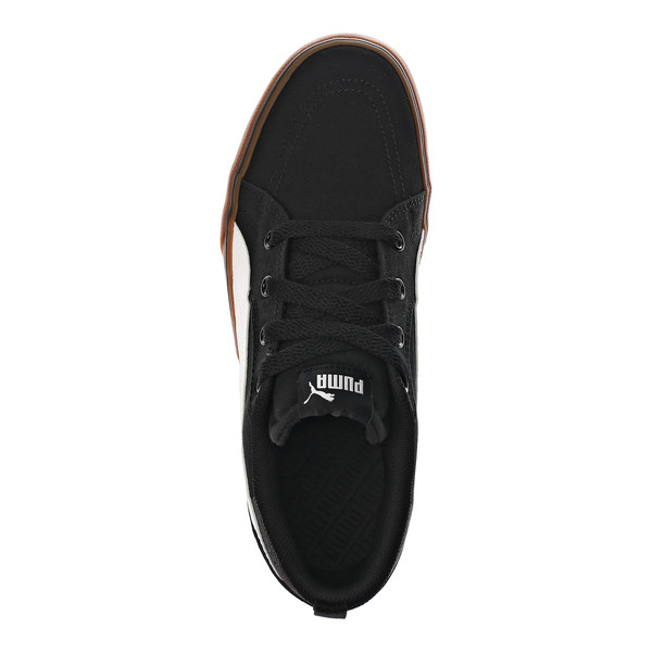 PUMA Bridger Men's Sneakers, P. Black-P. White-Asphalt, large