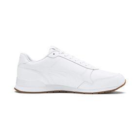 Thumbnail 6 van ST Runner v2 sportschoenen, Puma White-Gray Violet, medium
