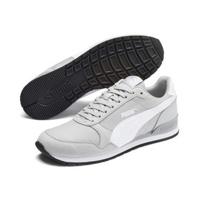 Thumbnail 2 of ST Runner v2 Sneakers, High Rise-Puma White, medium