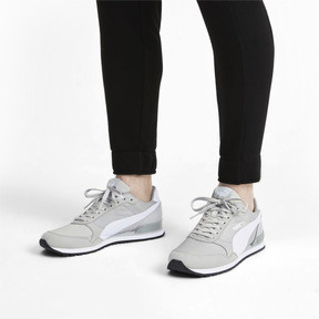 Thumbnail 3 of ST Runner v2 Sneakers, High Rise-Puma White, medium