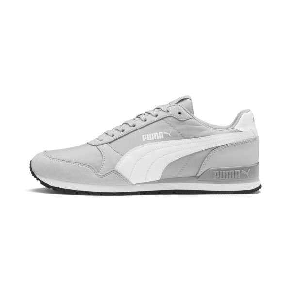 ST Runner v2 Sneakers, High Rise-Puma White, large