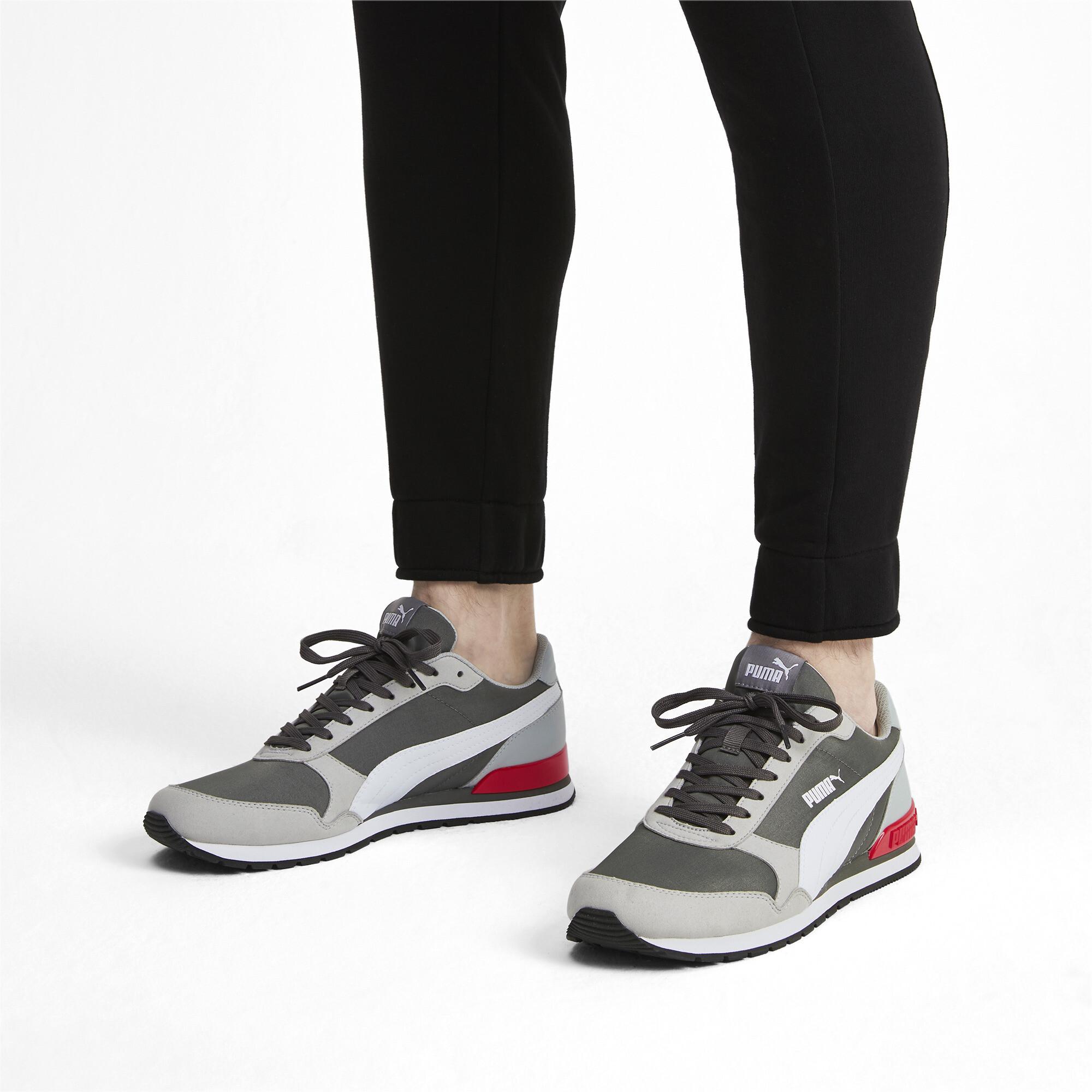 Puma-ST-Runner-v2-Para-hombre-Zapatos-para-hombre-Basics miniatura 5