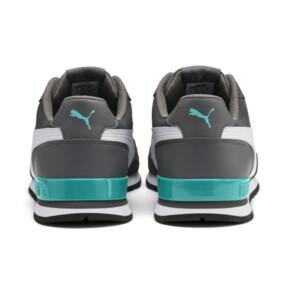 Thumbnail 4 of ST Runner v2 Suede Sneakers, CASTLEROCK-Puma White, medium