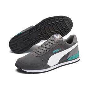 Thumbnail 2 of ST Runner v2 Suede Sneakers, CASTLEROCK-Puma White, medium