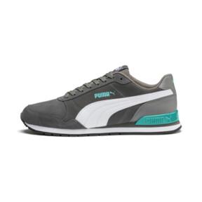Thumbnail 1 of ST Runner v2 Suede Sneakers, CASTLEROCK-Puma White, medium
